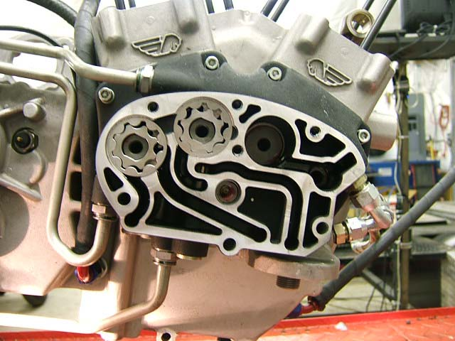 Buell XBRR Engine Build Pictures [Archive] - The Sportster